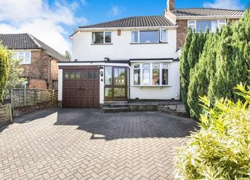 Thumbnail 3 bed semi-detached house for sale in Sutton Oak Road, Sutton Coldfield, West Midlands