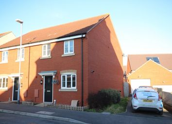 Thumbnail 3 bedroom semi-detached house to rent in Bramble Road, Bridgwater