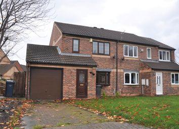 Thumbnail 3 bed semi-detached house to rent in Jedmoor, Hebburn, Tyne & Wear.