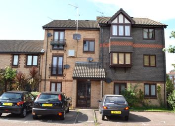 Thumbnail 1 bed flat to rent in Woodrush Close, New Cross