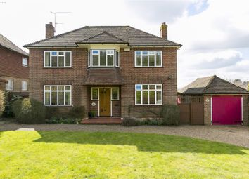 4 bed detached house for sale in Pilgrims Way, Kemsing, Sevenoaks TN15