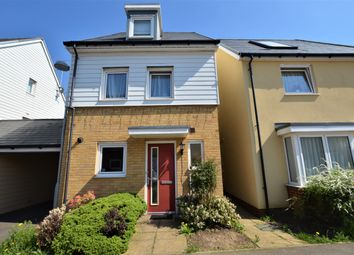 Thumbnail 3 bed detached house for sale in Torkildsen Way, Harlow