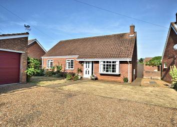 Thumbnail 3 bed detached bungalow for sale in Mountbatten Road, Dersingham, King's Lynn