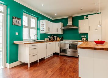Thumbnail 4 bed detached house for sale in Jersey Gardens, Wickford, Essex