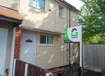 Thumbnail 2 bed end terrace house to rent in Norbury Road, Westvale, Kirkby