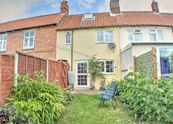 Thumbnail 2 bed end terrace house for sale in The Square, Leasingham, Sleaford