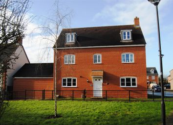 Thumbnail 5 bed detached house for sale in Callington Road, Oakhurst, Swindon