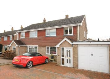 Thumbnail 3 bed semi-detached house to rent in Joyces Road, Stanford In The Vale, Standford In The Vale