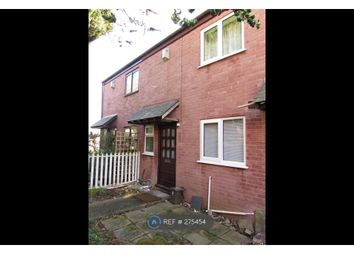 Thumbnail 1 bed terraced house to rent in Abbey Court, Bangor