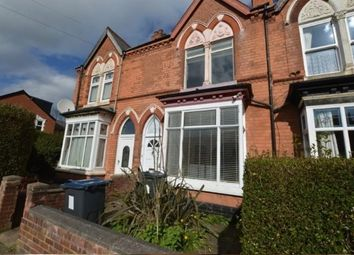 Thumbnail 3 bed terraced house to rent in Edwards Road, Birmingham