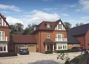 Thumbnail 5 bed detached house for sale in Taplow Riverside, Mill Lane, Taplow
