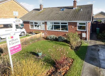 Thumbnail 3 bed semi-detached bungalow for sale in Acorn Way, York