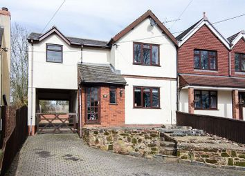 Thumbnail 3 bed semi-detached house for sale in Springle Styche Lane, Burntwood
