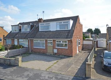 Thumbnail 3 bed semi-detached bungalow to rent in Larchfield, Stockton Lane, York
