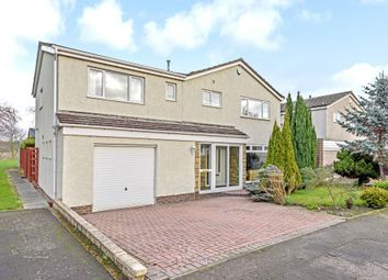 Thumbnail 4 bed property for sale in 4 Wishart Place, Eskbank