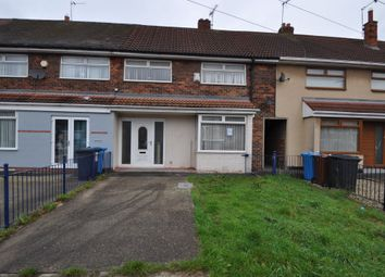 Thumbnail 3 bed terraced house for sale in Bilsdale Grove, Hull, North Humberside