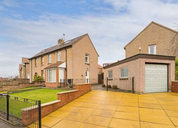 Thumbnail 2 bed semi-detached house for sale in 59 Clermiston Grove, Edinburgh