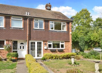 Thumbnail 2 bed semi-detached house for sale in Yeoveney Close, Moor Lane, Staines