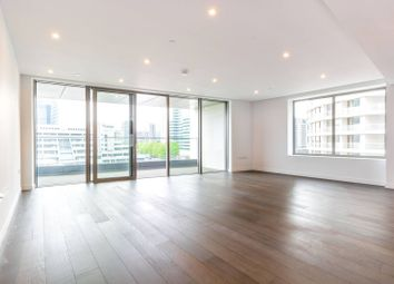 3 bed flat for sale in Park Drive, Canary Wharf, London E14