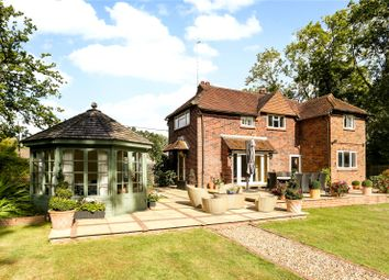 Thumbnail 5 bed detached house for sale in Green Lane East, Wanborough, Guildford, Surrey