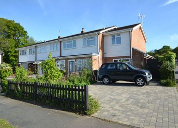 Thumbnail 4 bed semi-detached house for sale in Ballens Road, Lordswood, Chatham