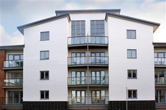 Thumbnail 2 bed flat for sale in Ochre Yards, Fletcher Road, Gateshead