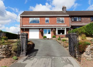 Thumbnail 4 bed semi-detached house for sale in Leek Road, Werrington, Staffordshire
