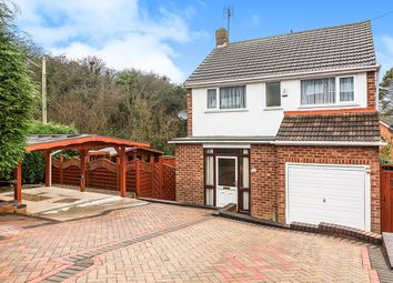 Thumbnail 3 bedroom detached house for sale in Mount Close, Gornal Wood, Dudley