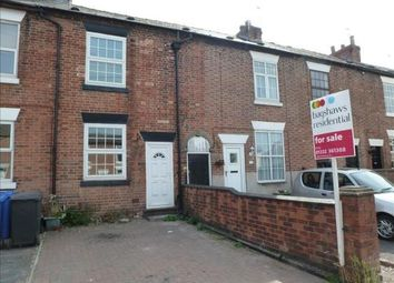 Thumbnail 2 bed terraced house to rent in Mill Gate, Ashbourne Road, Derby