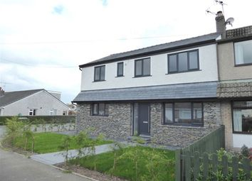 Thumbnail 4 bed semi-detached house to rent in Rusland Crescent, Ulverston
