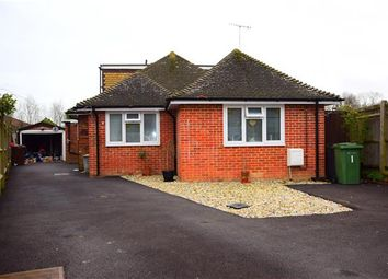 Thumbnail 3 bedroom detached bungalow for sale in Highlands Close, Bexhill-On-Sea
