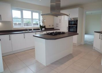 Thumbnail 5 bed detached house for sale in The Croft, Cosby Road, Littlethorpe