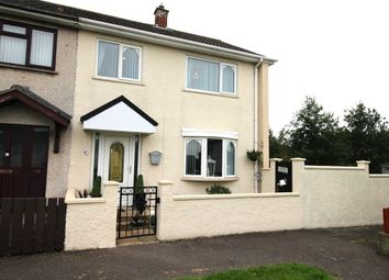 Thumbnail 3 bed terraced house for sale in Enler Park East, Dundonald