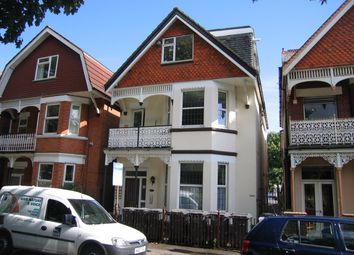 Thumbnail 1 bed flat for sale in 3 Borthwick Road, Boscombe