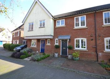 Thumbnail 2 bed terraced house for sale in The Shearers, Bishops Stortford