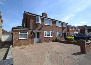 Thumbnail 3 bed semi-detached house for sale in Trinity Close, Stanwell, Staines