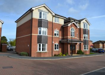 Thumbnail 2 bed flat for sale in 56 Brookhaven Way, Bramley