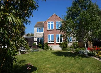 Thumbnail 4 bed detached house for sale in Ringstead Crescent, Weymouth