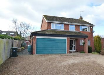 Thumbnail 4 bed detached house for sale in Mark Close, Malvern