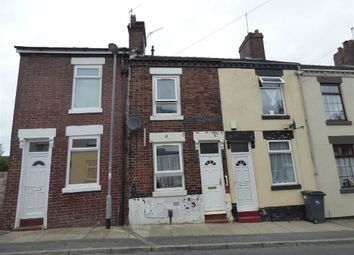 Thumbnail 2 bed terraced house for sale in Lowther Street, Hanley, Stoke-On-Trent