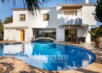 Thumbnail 4 bed property for sale in Moraira, Valencia, 03724, Spain