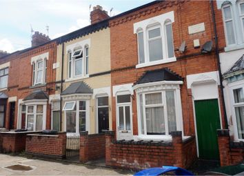 Thumbnail 2 bedroom terraced house for sale in Oban Street, Leicester