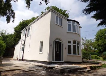 Thumbnail 3 bed detached house for sale in High Street, Bagillt, Flintshire, North Wales