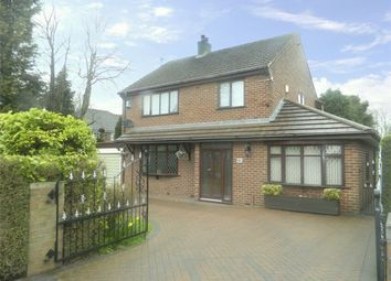 Thumbnail 3 bedroom detached house for sale in Common Lane, Culcheth, Warrington, Cheshire