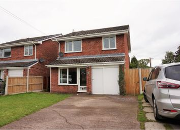 Thumbnail 3 bed detached house for sale in Tytherington Close, Middlewich