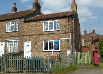 Thumbnail 2 bed cottage to rent in Long Street, Easingwold, York