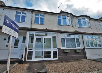 Thumbnail 3 bed terraced house for sale in Pinnocks Avenue, Gravesend