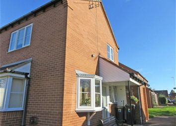 Thumbnail 2 bed flat to rent in Bishops Court, Sleaford, Lincs