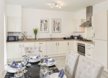 "Thumbnail 4 bed semi-detached house for sale in ""Bracebridge"" at Station Road, Langford, Biggleswade"