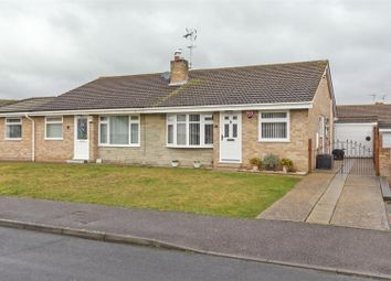 Thumbnail 2 bedroom semi-detached bungalow for sale in Dunedin Close, Sittingbourne